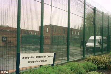 Campsfield House Immigration Removal Centre, Kidlington, Oxfordshire, United Kingdom